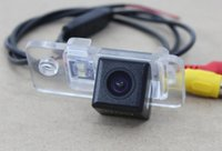 Wholesale Car Rear View Audi - HD OEM Car Rear View Camera For Audi A4 B5 8D 1994~2001 Parking Assistance Night Vision Water Proof