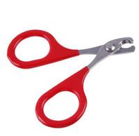 ciseaux de profession achat en gros de-Profession Chien Coupe-ongles Toe Claw Scissors Tondeuse Toilettage Produits Pour Petits Chats Chiens