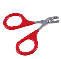 Wholesale profession scissor for sale - Group buy Profession Dog Nail Clippers Toe Claw Scissors Trimmer Pet Grooming Products For Small Dog Cats