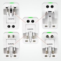 Wholesale universal smartphone dock for sale – best Universal A USB Conversion Socket Multifunctional Conversion Plug Global Travel Adapter Power Converter for Smartphone Tablet