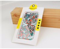 Wholesale Mobile Case Shipping Box - 100pcs free ship PVC plastic packaging box for cell phone case with hanger,mobile phone case packing size