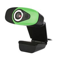 Wholesale camera sound microphone online - USB Webcam Web Camera Digital Video Webcamera HD M Pixels With Sound Absorption Microphone For Desktop PC Laptop