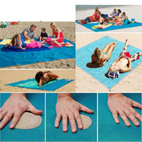 outdoor drying - Outdoor Sand Free Mat cm Summer Camping Beach Mat Quick Dry Cushion Pad Sandless Mat OOA2196
