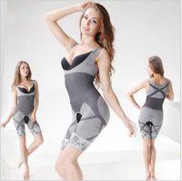 Wholesale Slimming Corset Price - Factory Price 100% Brand New Woman Bamboo Slimming Underbust Shapewear Corset Shaper Body Suit Waist Tummy Shaper
