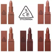 Wholesale low lipsticks for sale - good quality Lowest Best Selling good sale New Makeup Rouge Lipstick five different colors gift