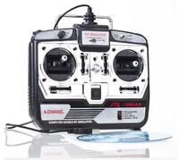 Wholesale Flight Metal - Wholesale- 1 set 6CH XTR RC Flight Simulator 6 CH JTL-0904A Airplane CD for rc model beginner training