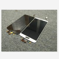 Wholesale lg g2 screen panel online - For LG Optimus G2 D800 D802 D805 VS980 LS980 Original New LCD Touch Screen Digitizer Assembly Replacement Parts Free Shippping