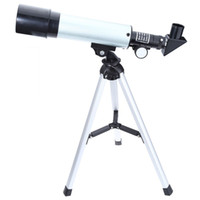 Wholesale Astronomy Telescopes - 360x50mm Binoculars Monocular F36050 18X to 90X Magnification Astronomical Landscape Lens Single-tube Telescope+Tripod for Beginners