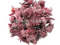 Wholesale Blooming Flowers Tea - 250g Roselle tea flower tea,hibiscus scente tea,Natural blooming Tea, Free Shipping