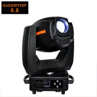 Wholesale Moving Led Display - Gigertop TP-L650 300W Led Moving Head Spot Light 3  5 Facet Rotation Prism   3D Effect Linear Prism Colorful Screen Display
