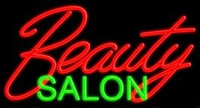 "Wholesale Neon Sign Beauty - Beauty Salon Neon Sign Custom Handmade Real Glass Pub Store Haircut Makeup Advertising Display Neon Signs 17""X14"""