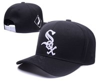 Wholesale Red Sox Hat Adjustable - Free shipping 2017 new basketball Snapback Hats sports Chicago White Sox Caps Men&Women Adjustable Football Cap Size More Than 10000+ style
