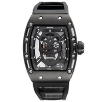 Wholesale pirates watches online - SKONE Brand Quartz Men Watches Pirate Skull Style Military Silicone Men Sports Wristwatch Waterproof Relogio Masculino
