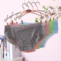 Wholesale green ruffle panties - Sexy women ladies vibrating underwear panties girls panty mix color