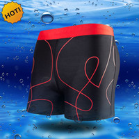 Wholesale Hot Male Swimwear - 2017 Summer Swimwear trunks Soft male men's boxer short beach fashion comfortable Quick Drying hot spring bathing Board Shorts