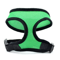 Wholesale Quick Comfort - 2017 NEW Quick-release buckle Mesh pet Dog strap Puppy Comfort Harness Sports Dog Harness D-ring Dog Harness Vest with Hand Strap