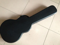 деревенские гитары оптовых-hardcase для l-p электрогитара, электрогитара коричневый / черный Hardcase, много цветов в том числе, некоторые страны бесплатная доставка