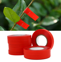 Wholesale Ribbon Strecth Tape Tapetool Tapener Branch Bind Stem fruit tree Strap Tool Plant Garden Trunk Connect Link Hand tying Stake Nursery Orchard