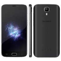 Wholesale fingerprint scanners - Original DOOGEE X9 Pro 5.5 inch Android 6.0 MTK6737 Quad Core 2GB RAM 16GB ROM 4G LTE CellPhone with DTouch Fingerprint Scanner
