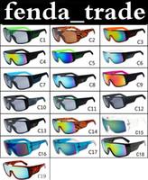 Wholesale Big Domo - MOQ=10pcs Men sunglasses Brand Designer Oculos de Sol Big Frame Face Domo Men Sports Coating Eyewear Gafas De Sol Masculino B2030