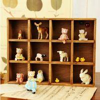 Wholesale Zakka Cabinet - Zakka Wooden Retro Closet Cabinet Wood Types Cabinets Box Estanteria Mueble Craft