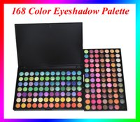 Wholesale Eyeshadow Palette 168 Color - New High quality 168 Colors Makeup Palette 168 Color Eyeshadow Palette VS Kylie eyeshadow valentine collection Kyshadow