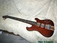 Wholesale one piece basses for sale - Group buy Bass Guitars Strings Electric Bass ONE Piece Neck China Guitars Best Selling