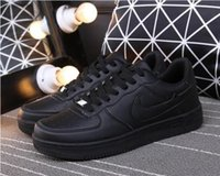 Wholesale Air Drilling - Hot New Top Quality Men and Women upgraded version New All White Shoes and black with Air drill size 36-44 run shoes