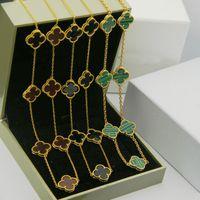 colar de fadas ouro 18k venda por atacado-316l titanium aço banhado a ouro branco ágata ônix preto flor amor colar de ouro fino natural ágata vermelha jóias para as mulheres
