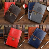 Office Office Stationery 75 Sheets Pirate Ship Notebook Notepad - Giornali Spiral Giornali Travel Journal Notebook per i viaggiatori (3 dimensioni)