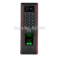 Wholesale Zk Software - Wholesale-IP65 Waterproof ZK TF1700 Fingerprint Access Control With Free Software ID Card & Fingerprint access control Terminal