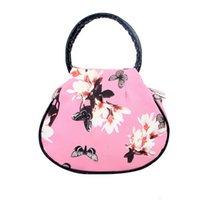 фирменная цветочная сумочка оптом оптовых-Оптовая продажа-2016 горячие продажа сумки сумки женщины известные бренды цветочные кожа сумка Сумка ретро сумка сумки