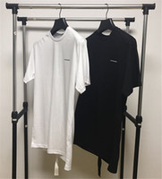 Wholesale Hiphop Men S Tshirt - PMO peaceminusone Gdragon gd style shirt tshirt with long strap tee top baggy style hiphop street t shirt