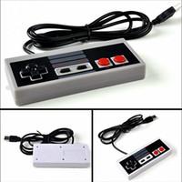 ingrosso interfaccia del gioco usb-Controller USB con interfaccia cablata per PC Computer Game Famicom Gamepad non per NES FC classic