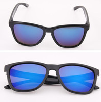 Wholesale Green Colored Lens Sunglasses - NEW 2017 Brand design men sunglasses sports sunglasses women Colored lenses Brand logo with original packaging Gafas de sol