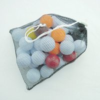 Wholesale quality golf carts for sale - Group buy Golf Bags Balls Holder Mini Mesh Bag Container Multicolor Optional Easy To Clean And Carry High Quality ms H