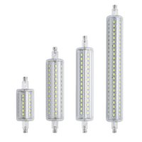 Wholesale R7s 14w 118mm - led Lamparas Dimmable R7S LED Corn light 78mm 118mm 135mm 189mm Light 2835 SMD Bulb 7W 14W 20W 25W Replace Halogen Lamp Bombillas