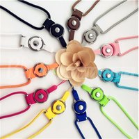 Wholesale Universal Ribbon - 40 cm Multi-color Lanyard mobile phone straps Phone sling decorative ribbon key ring Lanyard DHL free shipping