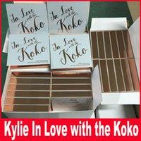 Wholesale New Color Lipstick - New kylie in love with Koko Kollection Matte Liquid Lipsticks Lip Gloss Kylie Jenner Collection Cosmetics Set free shipping