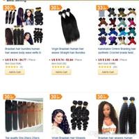 Wholesale brazilian extensions prices - Virgin Brazilian Bundles Hair Human Hair Weaves Wefts Factory ,All kinds of Virgin Human Hair Extensions Wholesale price