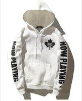 Wholesale Clothes Fashion Flag - Justin Bieber Purpose Tour Hoodie Sweatshirt Free Shipping Canada Flag Nomad Fashion Men Hoodies Purpose Tour Clothes
