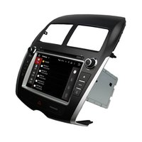 Wholesale inches phone for sale for sale - Group buy Top sale Android Car DVD player for Mitsubishi ASX with inch HD Screen GPS Steering Wheel Control Bluetooth Radio