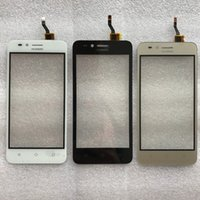 Wholesale Replacement Screens For Iphone 3g - Wholesale- 4.5inch Replacement Touch Screen Digitizer For Huawei lua-u22 Y3ii Y3 II 3g digitizer Panel touch screen display cell phone