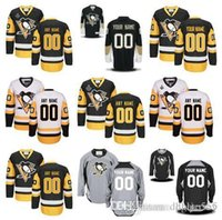 Wholesale Cheap Jerseys Store - Cheap Hockey Jerseys 87 Sidney Crosby Evgeni Malkin Olli Maatta Kris Letang Phil Kessel Custom Any Name World Cup Ice Hockey Jersey Store