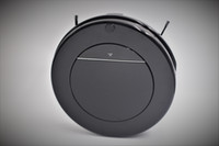 Wholesale Black X9 Robotic Vacuum Cleaner with LED Strong Suction for Low pile Carpet Hard floor include water chamber mop and remote controler