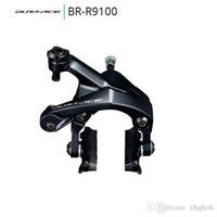 Wholesale Dual Pivot Caliper - Shimano DURA ACE 9100 BR-R9100 Dual-Pivot Brake Caliper, Brake V (Brake Friction Wheel)