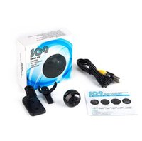 360 rotation SQ9 mini DV HD1080P caméra de détection de mouvement voiture DVR Digital Video enregistreur vocal VS SQ8