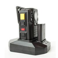 batería de la cámara de visión nocturna al por mayor-GPS 1080P WV8 Cámara desgastada Cuerpo Ambarella A7L50 Chipset IR Visión nocturna 8 horas batería extraíble PPT Función Cámara BWC