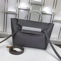Wholesale Black Belted Dress Small - Fashion Bags Luxury Small Shoulder Bags belt bag Women Bag Shoulder Bags philo Lady Brand Palm lines Handbags 5716