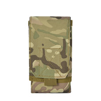 модный мешок мобильного телефона оптовых-Талия сумка для мобильного телефона сумки военные вентиляторы тактические карманы охота спорт на открытом воздухе носить пояс бумажник держатель сумка мода 8lw F
